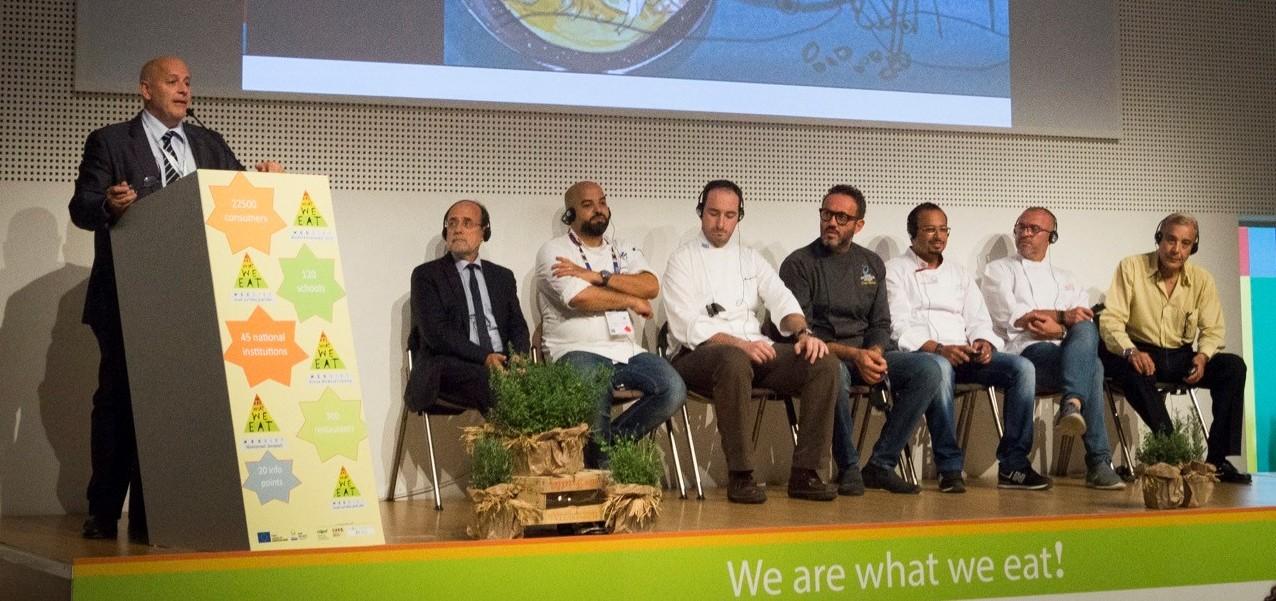 La Fundación Dieta Mediterránea participa en el fórum internacional sobre el futuro de la Dieta Mediterránea en la Expo de Milán