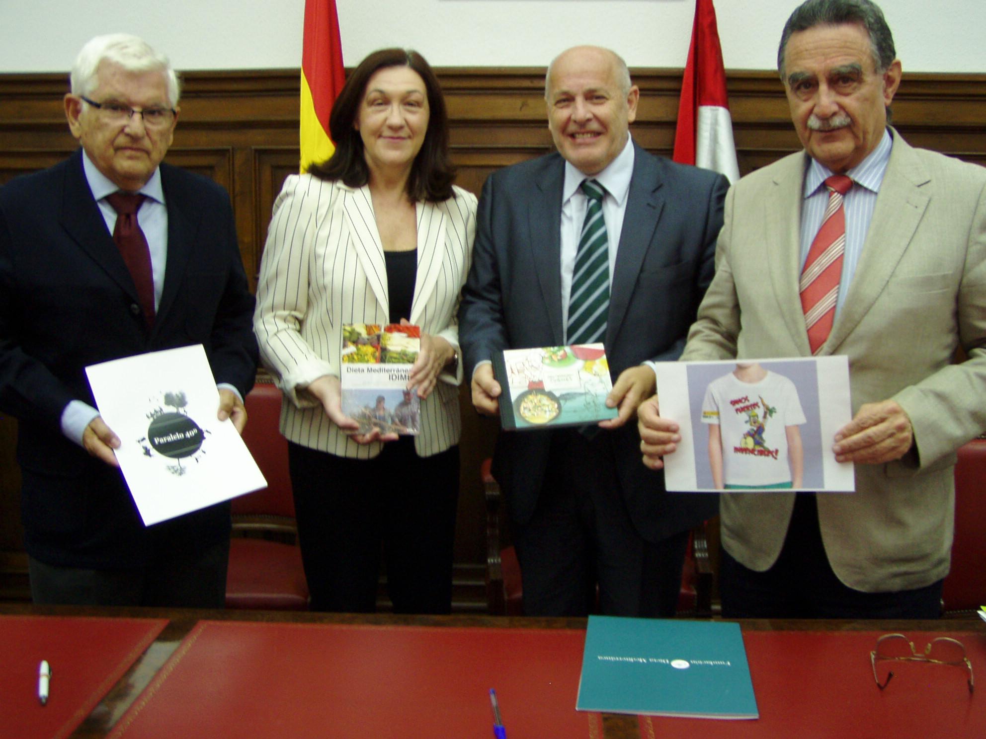 La Fundación Dieta Mediterránea presenta el Inventario de la Dieta Mediterránea de Castilla León