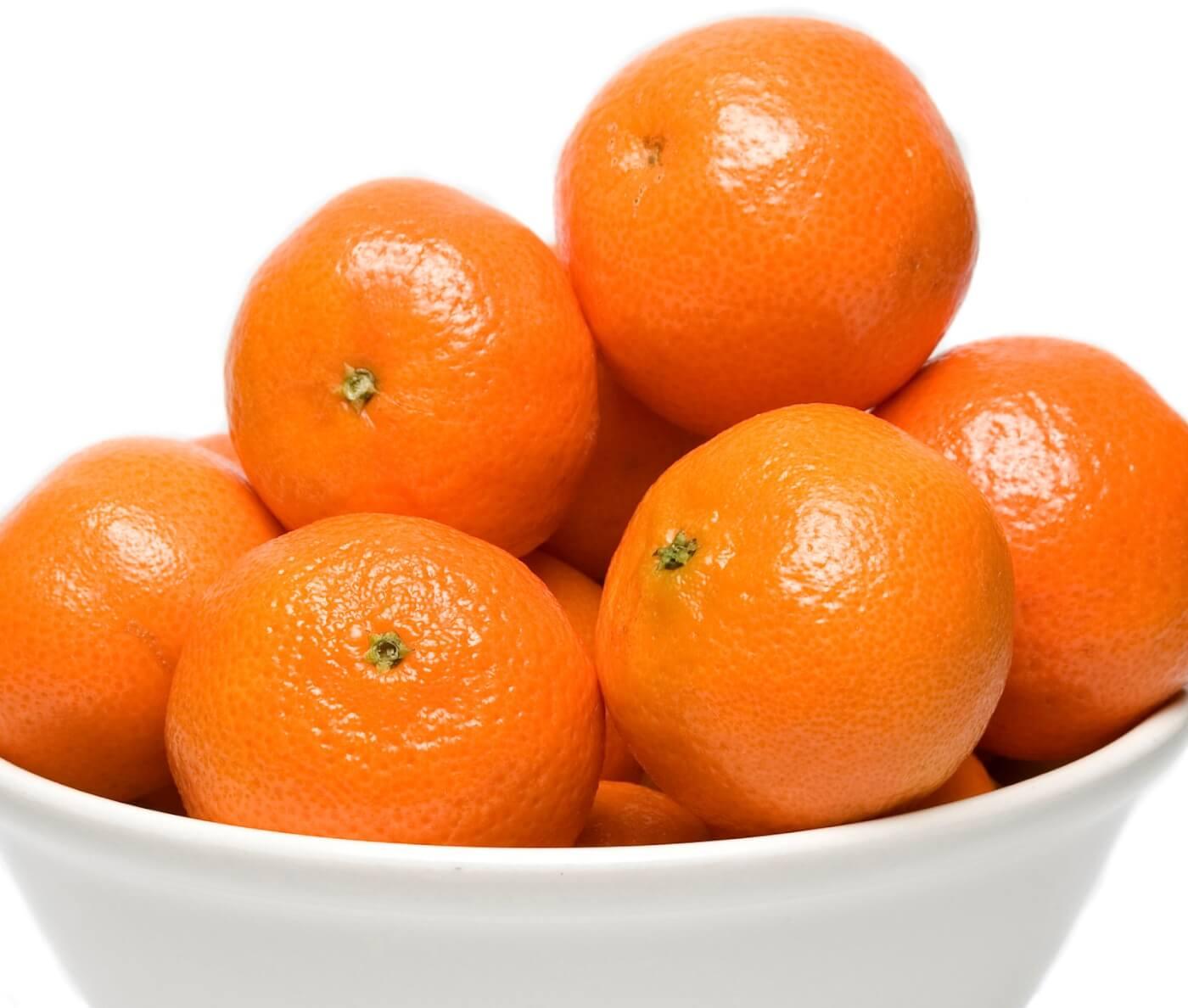 Compota de mandarina
