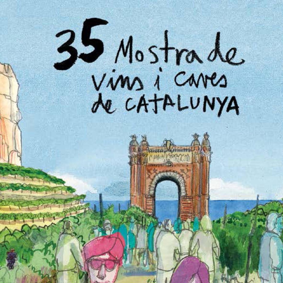 La Fundación Dieta Mediterránea y FIVIN colabora en la 35 Mostra de vins i caves de Cataluña