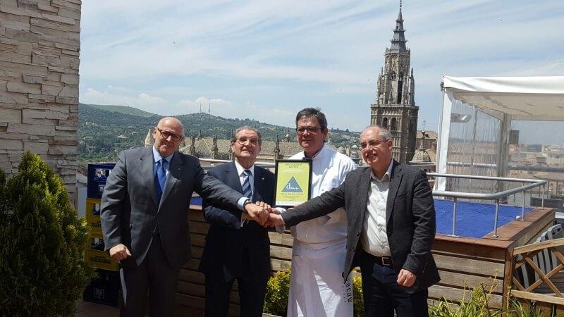 C-LM promociona sus productos y defiende la dieta mediterránea
