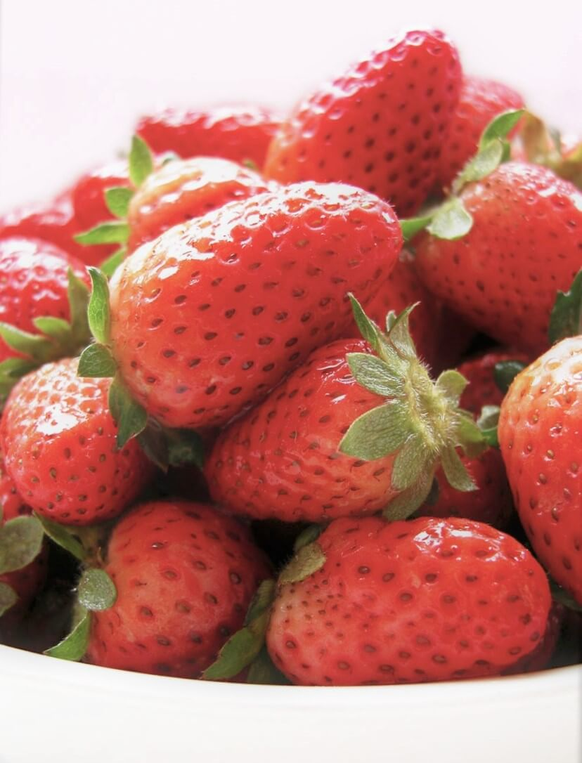 Delicia de fresa