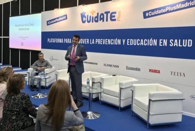 Martínez Arroyo defiende la recuperación de los alimentos vinculados a la Dieta Mediterránea por sus beneficios saludables