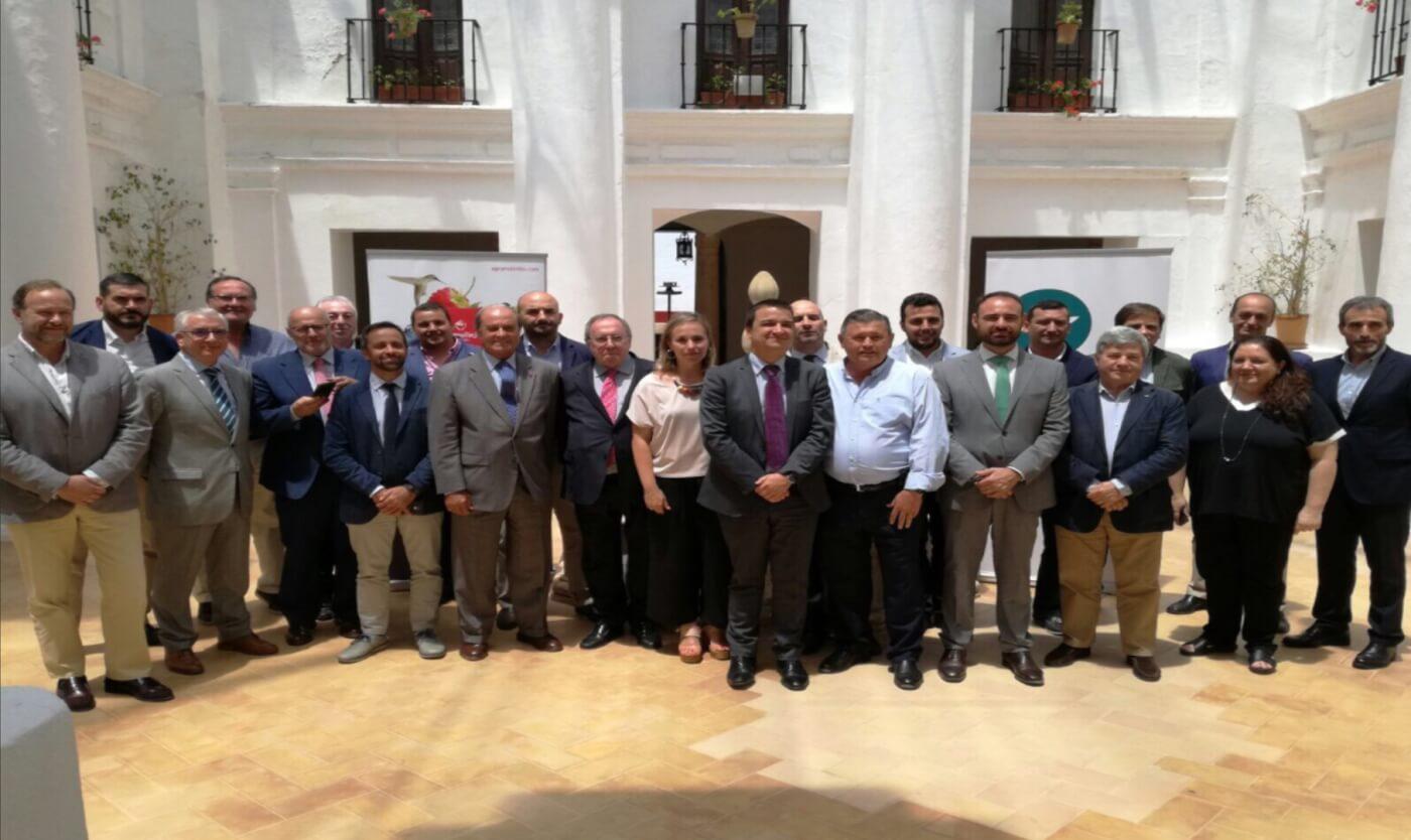 Martínez Arroyo destaca 'los avances' conseguidos para difundir la dieta mediterránea