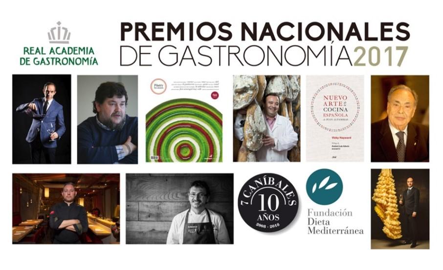 Real Academia de Gastronomía premia a «personas y profesionales excelentes»