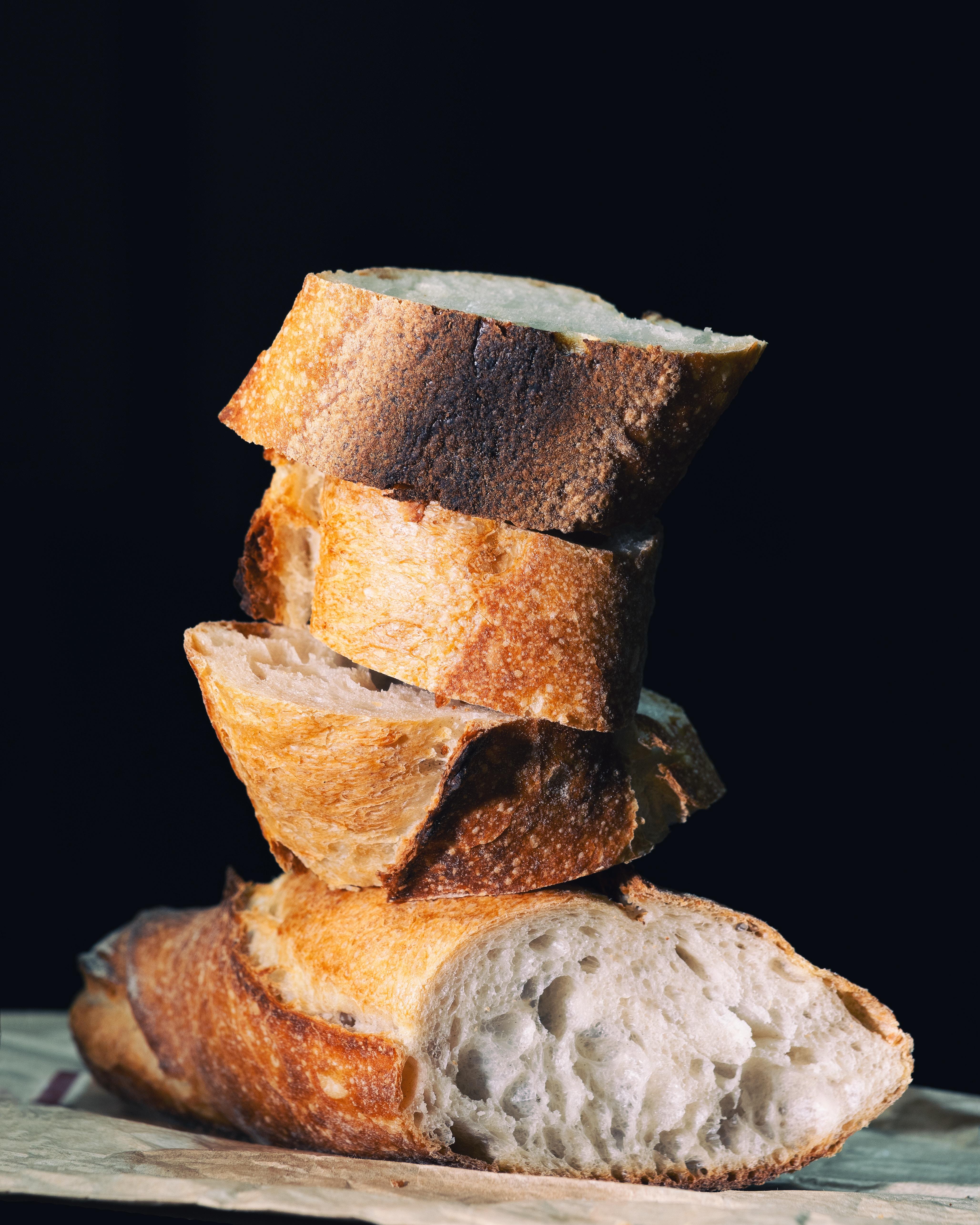 Pan al ajillo Pedroñete