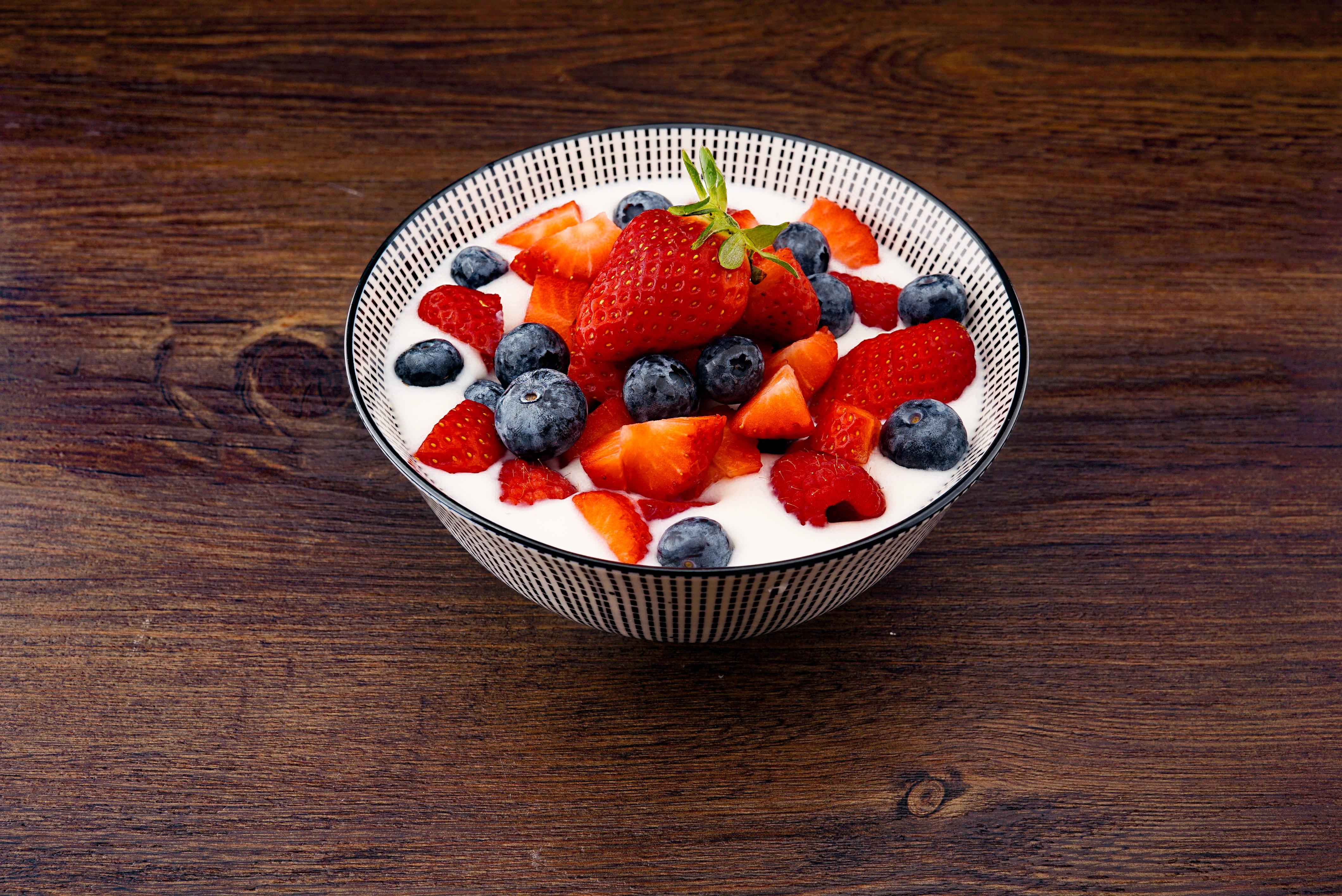 El yogur, un alimento clave dentro de la Dieta Mediterránea