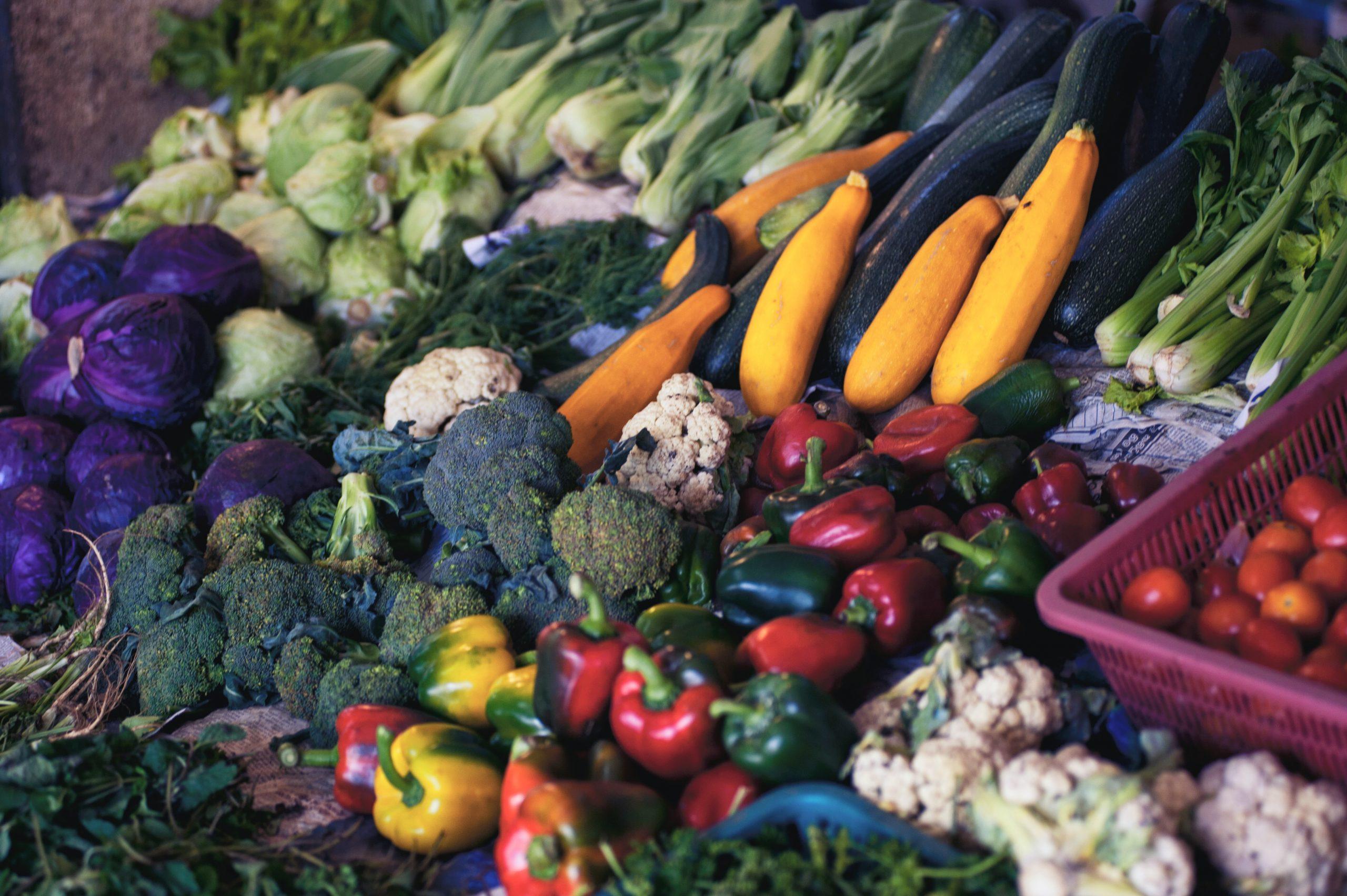 Croquetas de verduras